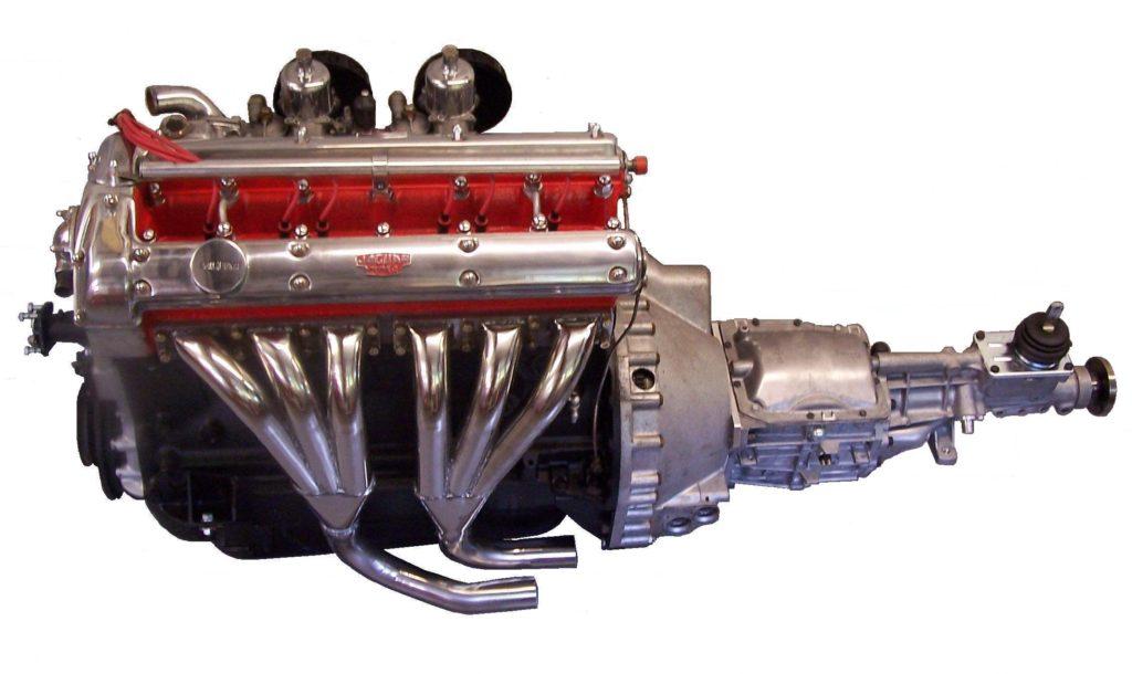 Fully Restored Customer Jaguar 3.4 Engine