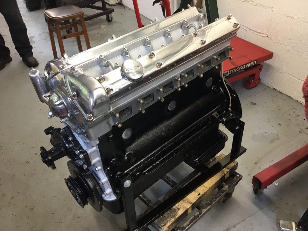 Bare Jaguar 3.4 Engine For Sale